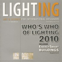 Lighting Magazine – 'Annual' issue