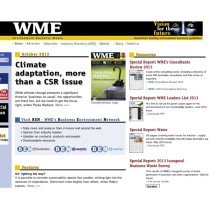 WME – water, materials, energy, strategy